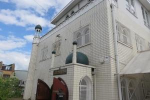 Wimbledon-Mosque