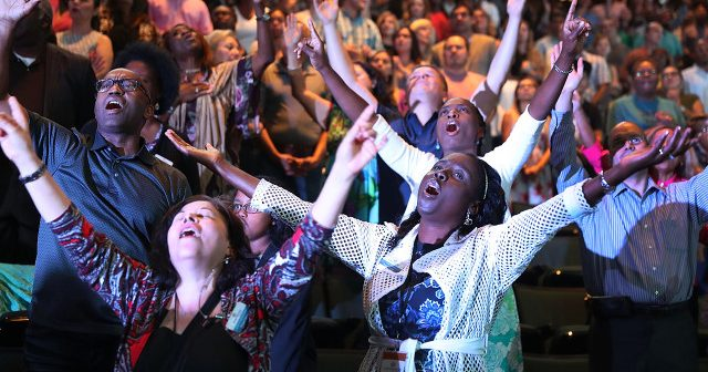 Religious people are healthier and happier, says research report