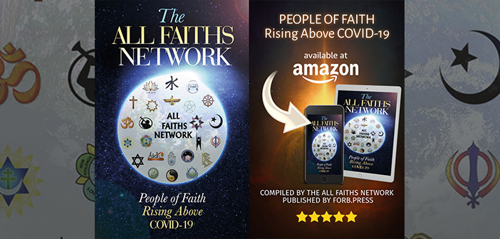 People of Faith – Rising Above Covid-19 – book now available on Amazon