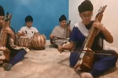Sikh-children-musicians